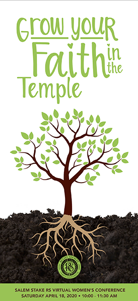 Grow Faith In The Temple